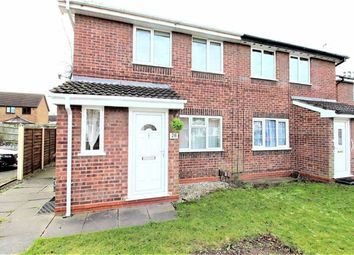 Thumbnail 2 bed flat for sale in Pickwick Place, Bradley, Bilston