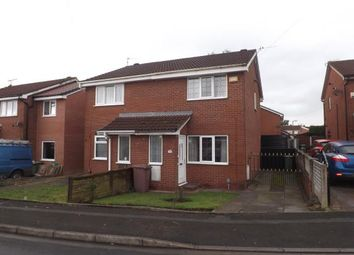 Thumbnail 2 bedroom semi-detached house for sale in Cheltenham Drive, Newton-Le-Willows, Merseyside