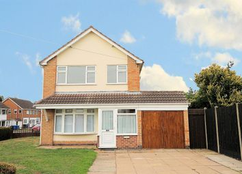 Thumbnail 3 bed semi-detached house for sale in Claremont Road, Coton Green, Tamworth