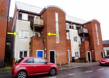 Thumbnail 2 bed flat to rent in Salisbury Street, Leek