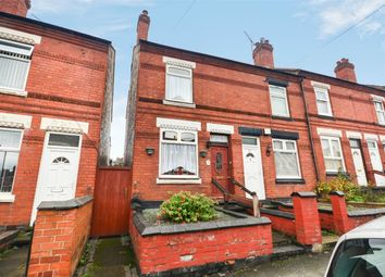 Thumbnail 2 bedroom end terrace house for sale in Swan Lane, Stoke, Coventry, West Midlands