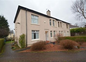Thumbnail 2 bed flat for sale in Tabard Place, Knightswood, Glasgow