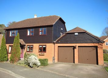 Thumbnail 4 bed detached house for sale in Well Close, Leigh, Tonbridge