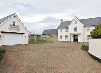 Thumbnail 4 bed detached house for sale in Eglwys Nunnydd, Eglwys Nunnydd, Margam