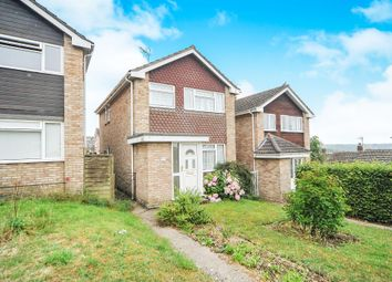 Thumbnail 3 bedroom detached house for sale in Windrush, Highworth, Swindon