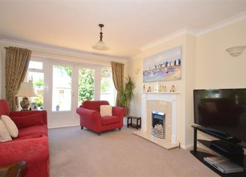 Thumbnail 3 bed detached bungalow for sale in Hayling Rise, High Salvington, Worthing, West Sussex