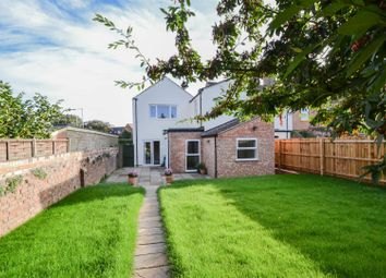 Thumbnail 4 bedroom end terrace house for sale in Southview, Woodston, Peterborough