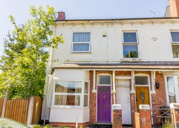 Thumbnail 2 bed end terrace house for sale in Bennetts Hill, Dudley