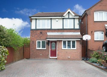 Thumbnail 3 bed detached house for sale in Byron Avenue, Erdington, Birmingham