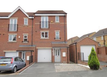 Thumbnail 4 bed terraced house to rent in Dandelion Close, Whitwood, Castleford