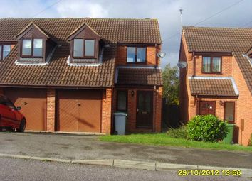 Thumbnail 2 bed mews house to rent in Maun Cres, Ollerton
