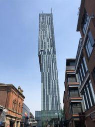 Thumbnail 1 bed flat to rent in Deansgate, Manchester