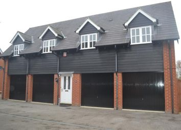 Thumbnail 2 bedroom maisonette to rent in Qwysson Avenue, Bury St. Edmunds
