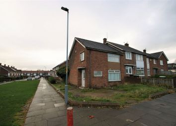 Thumbnail 3 bed terraced house for sale in Newick Avenue, Middlesbrough