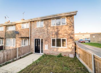 Thumbnail 3 bedroom end terrace house for sale in Ash Road, Aylesham, Canterbury