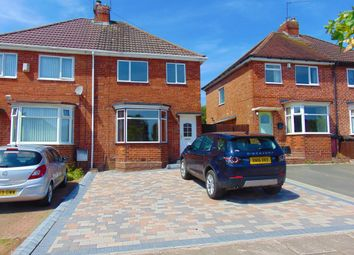 Thumbnail 3 bedroom semi-detached house to rent in Hanging Lane, Northfield, Birmingham