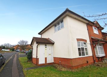Thumbnail 1 bed end terrace house to rent in Fairview Close, Tonbridge