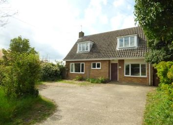 Thumbnail 4 bedroom bungalow for sale in Botesdale, Diss, Suffolk
