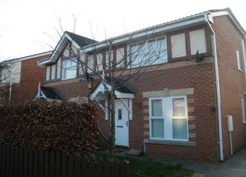 Thumbnail 3 bed property to rent in Herriot Drive, Brough With St. Giles, Catterick Garrison