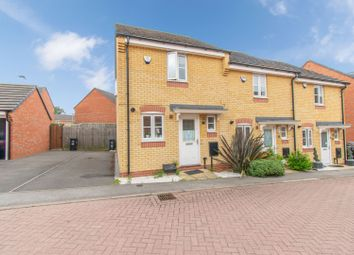 Thumbnail 2 bed end terrace house for sale in Howe Lane, Leicester