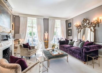 Thumbnail 6 bed terraced house to rent in Wellington Square, Chelsea, London