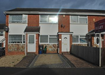 Thumbnail 2 bedroom terraced house to rent in Spruce Close, Exmouth
