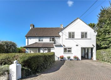 Thumbnail 5 bed detached house for sale in Milborne St. Andrew, Blandford Forum, Dorset