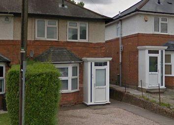 Thumbnail 2 bed end terrace house to rent in Willey Grove, Erdington, Erdington