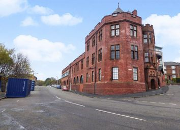 Thumbnail 1 bed flat for sale in Yorkhill Street, Glasgow
