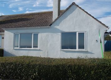 Thumbnail 2 bed bungalow to rent in Pentillie Way, Mevagissey, Cornwall