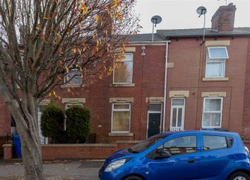 Thumbnail 3 bedroom terraced house to rent in Malton Street, Sheffield, South Yorkshire