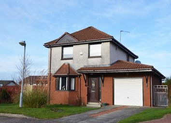 Thumbnail 3 bedroom detached house for sale in Annan Crescent, Chapelhall, Airdrie