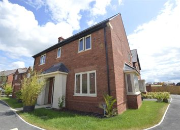 Thumbnail 4 bed detached house for sale in Honeysuckle Crescent, Walton Cardiff, Tewkesbury, Gloucestershire