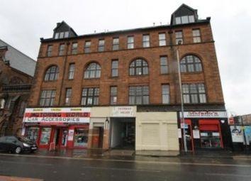Thumbnail Studio to rent in London Road, Glasgow