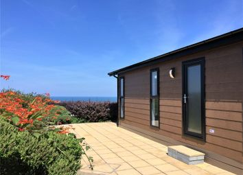 Thumbnail 2 bed detached bungalow for sale in Lodges At Fishguard Bay Resort, Dinas Cross, Newport