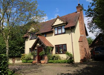 Thumbnail 4 bedroom detached house for sale in Lower Road, Mountnessing, Brentwood, Essex