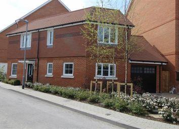 Thumbnail 3 bedroom semi-detached house to rent in Wickens Meadow, Rye Lane, Dunton Green, Sevenoaks