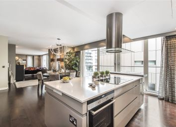 Thumbnail 3 bedroom flat for sale in Cubitt Building, London