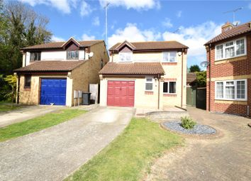 Thumbnail 3 bed detached house for sale in Steele Avenue, Greenhithe, Kent