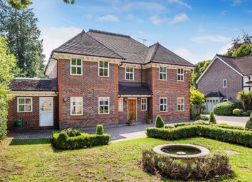 Thumbnail 5 bed detached house to rent in Pentire Close, Horsell, Woking