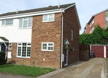 Thumbnail 3 bed semi-detached house for sale in Snodland ME681 Simpson Road, % Snodland,