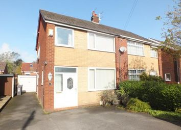 Thumbnail 3 bed semi-detached house for sale in Elswick Road, Leyland, Preston