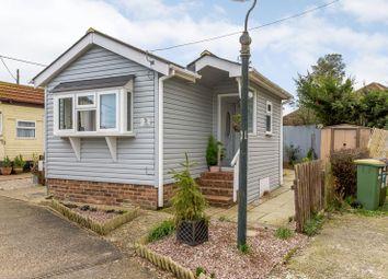 Thumbnail 1 bed property for sale in Crouch Caravan Park, Pooles Lane, Hullbridge, Hockley