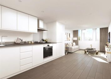 Thumbnail 1 bed flat to rent in Arodene House, 41-55 Perth Road, Ilford
