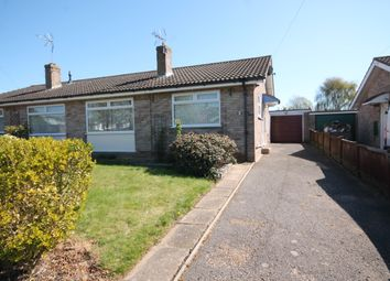 2 bed semi-detached bungalow to rent in Walberswick Way, Lowestoft NR32