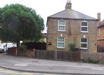 Thumbnail 2 bed cottage to rent in Home Hill, Hextable Village