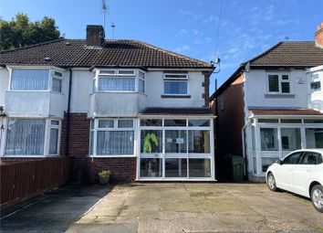 Richmond Road, Rubery, Birmingham B45. 3 bed semi-detached house for sale