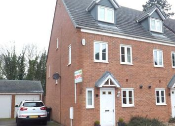 Thumbnail 3 bed semi-detached house to rent in Mitchells Close, Etwall, Derby