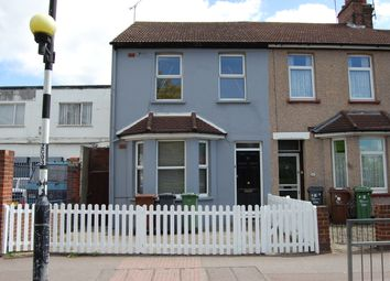 Thumbnail 2 bed end terrace house to rent in Movers Lane, Barking