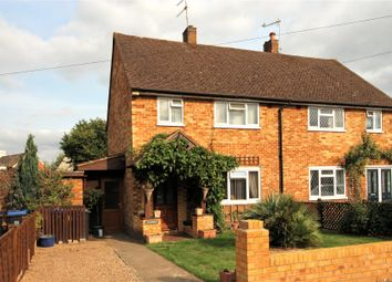 Thumbnail 4 bed semi-detached house for sale in Old Woking, Surrey